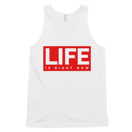 white-life-is-mens-tank-top