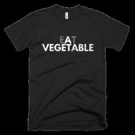 Eat a Vegetable Men's T-Shirt