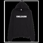 black-unlearn-pullover-hoodie