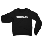 black-unlearn-crewneck-sweater