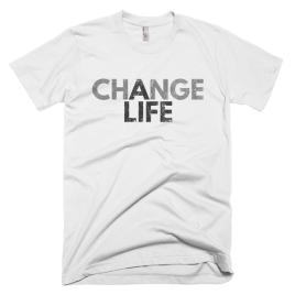 Change a Life Men's T-Shirt