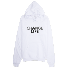 Change a Life Unisex Pullover Hoodie