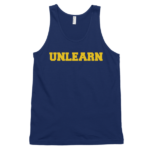 navy-unlearn-mens-tank-top
