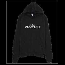 Eat a Vegetable Unisex Pullover Hoodie