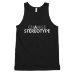 Black-Change-a-Stereotype-Men's-Tank-Top