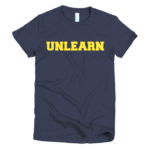 navy-unlearn-womens-t-shirt