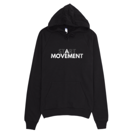Start a Movement Unisex Pullover Hoodie