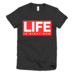 black-life-is-womens-graphic-t-shirt