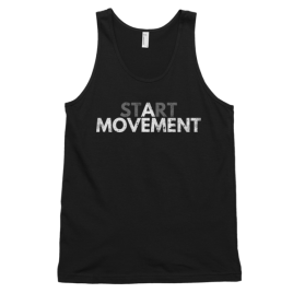 Start a Movement Unisex / Men's Tank Top