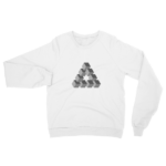 white-triangulation-unisex-crew-neck-sweater