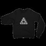 black-triangulation-unisex-crew-neck-sweater