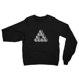 black-triangulation-unisex-crew-neck-sweater