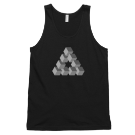 black-triangulation-mens-tank-top