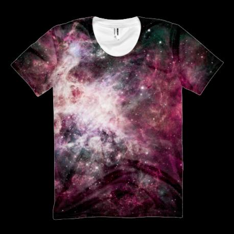 interstellar-womens-t-shirt