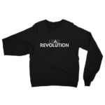black-lead-a-revolution-unisex-crewneck-sweater