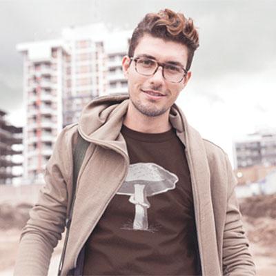 curious-mushroom-mens-t-shirt