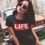 life-is-womens-t-shirt