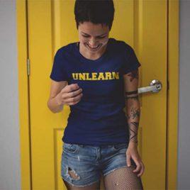 unlearn-womens-tee