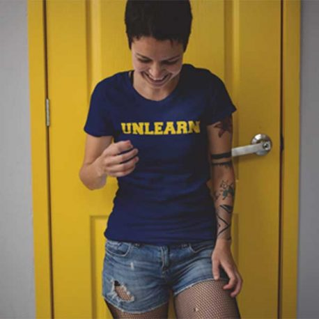 unlearn-womens-tee
